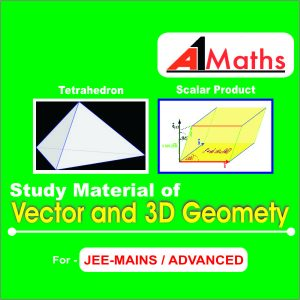Vector and 3D geometry