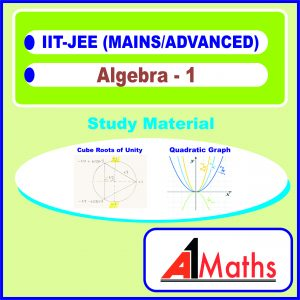 Quadratic Equation, Matrices ,complex numbers ,seqnce and series,Determinant