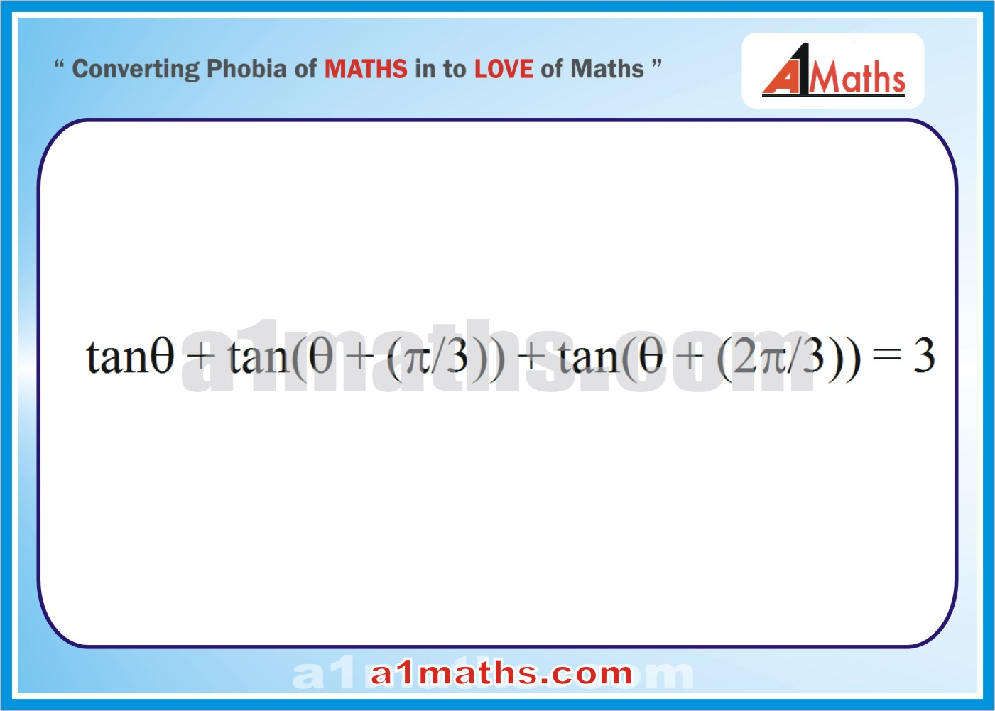 Problem-Solved Examples-5-1--Trigonometric Equation-Trigonometry- IIT-JEE Maths-Mains-Advanced-Free Study Material-