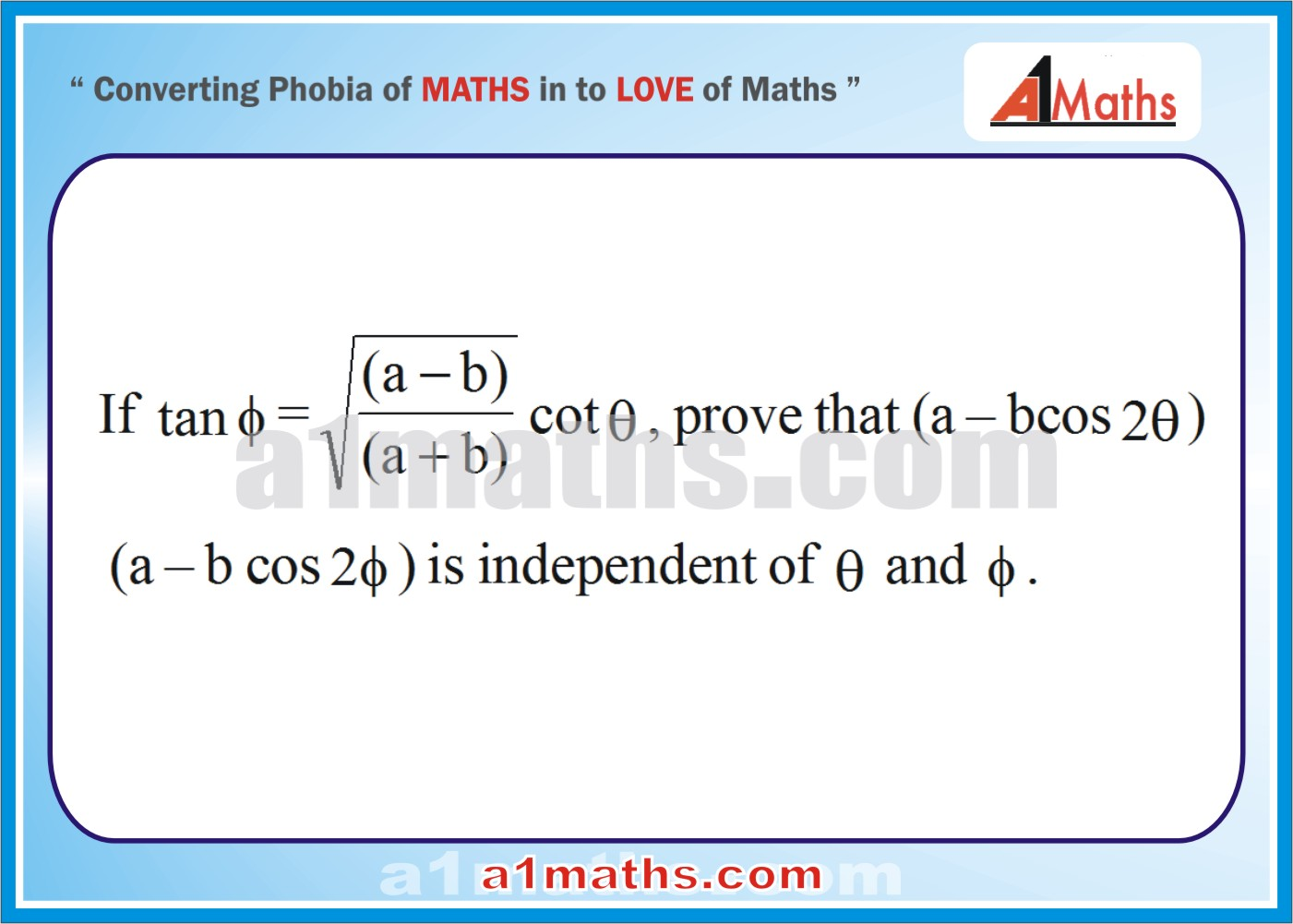 Questions with Solutions-Trigonometric-Ratios-Identities