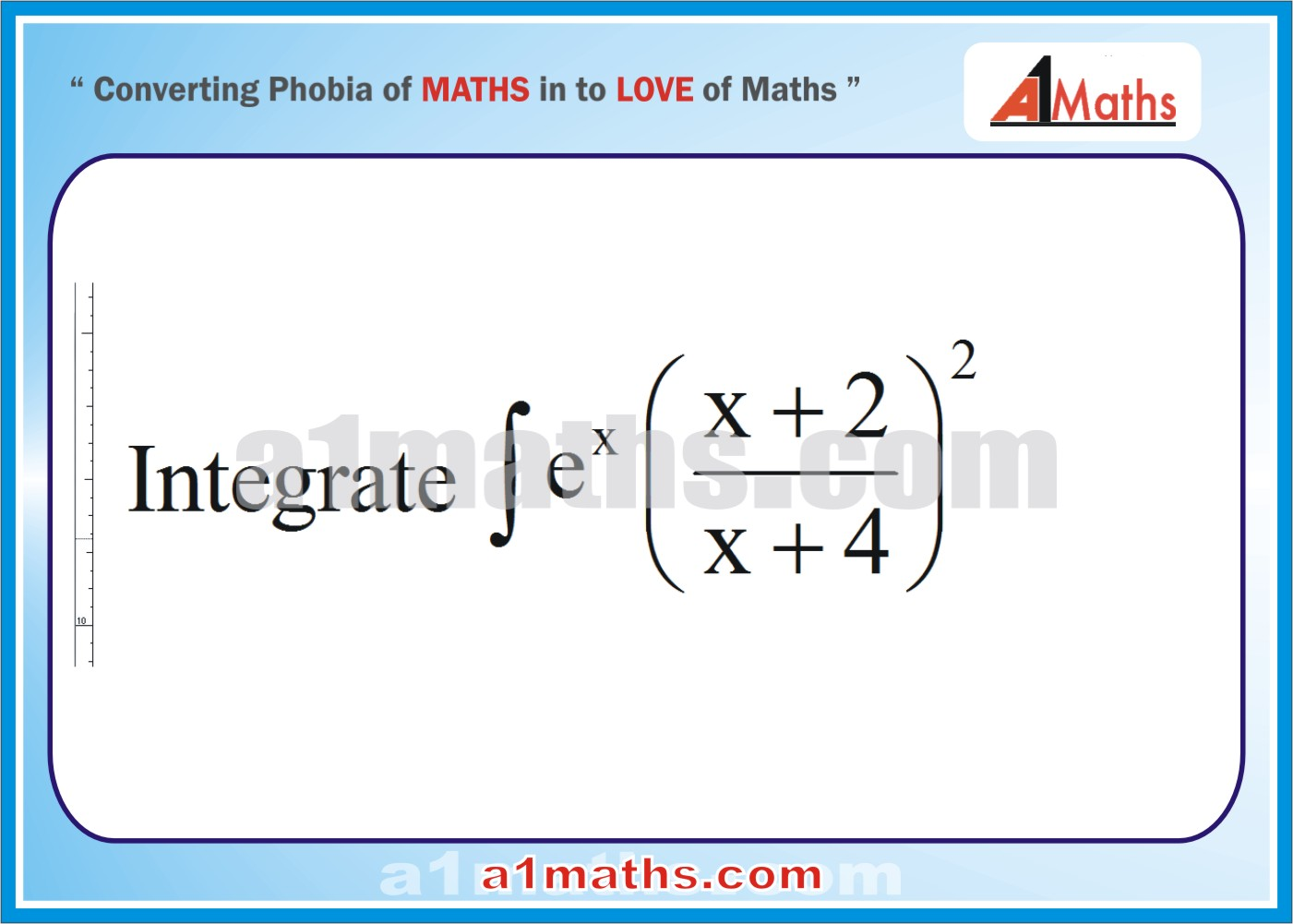 Solved examples-Indefinite integration-Integral Calculus-IIT JEE