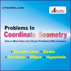 Problems in Coordinate geometry
