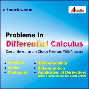 Problems in Differential Calculus