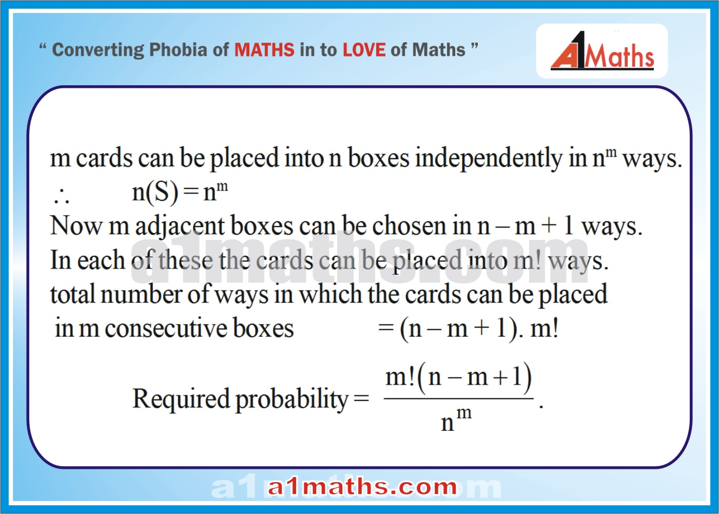 Solved Examples-1-1- Algebra-2-Probability-IIT-JEE Maths-Mains-Advanced-Free Study Material-