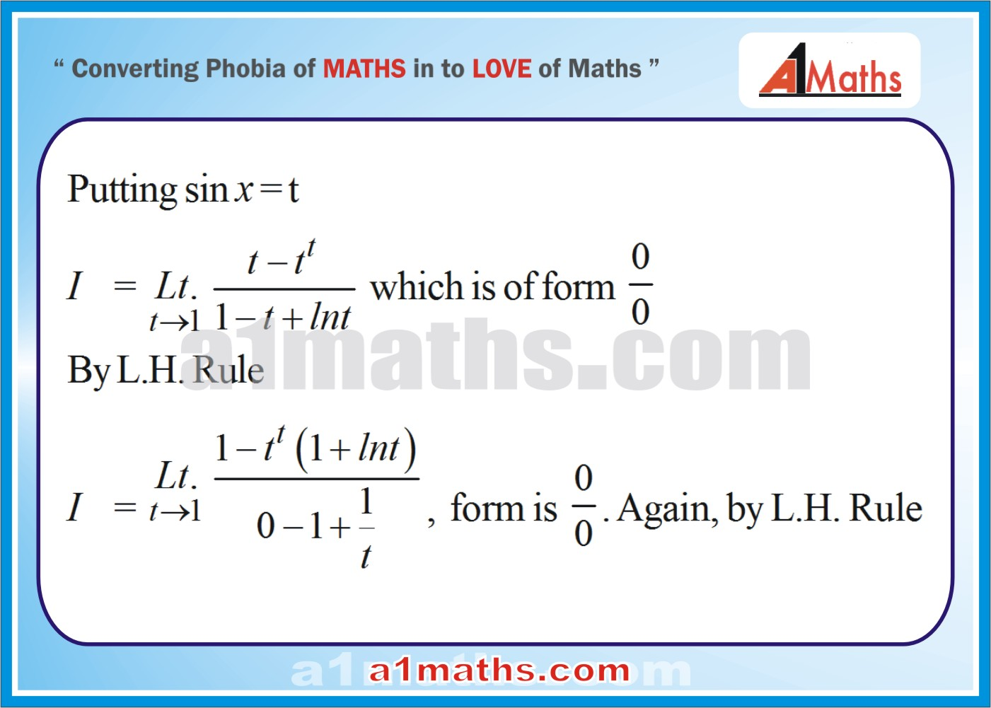 Solved examples-Limits- Contiunity-Differential Calculus-IIT