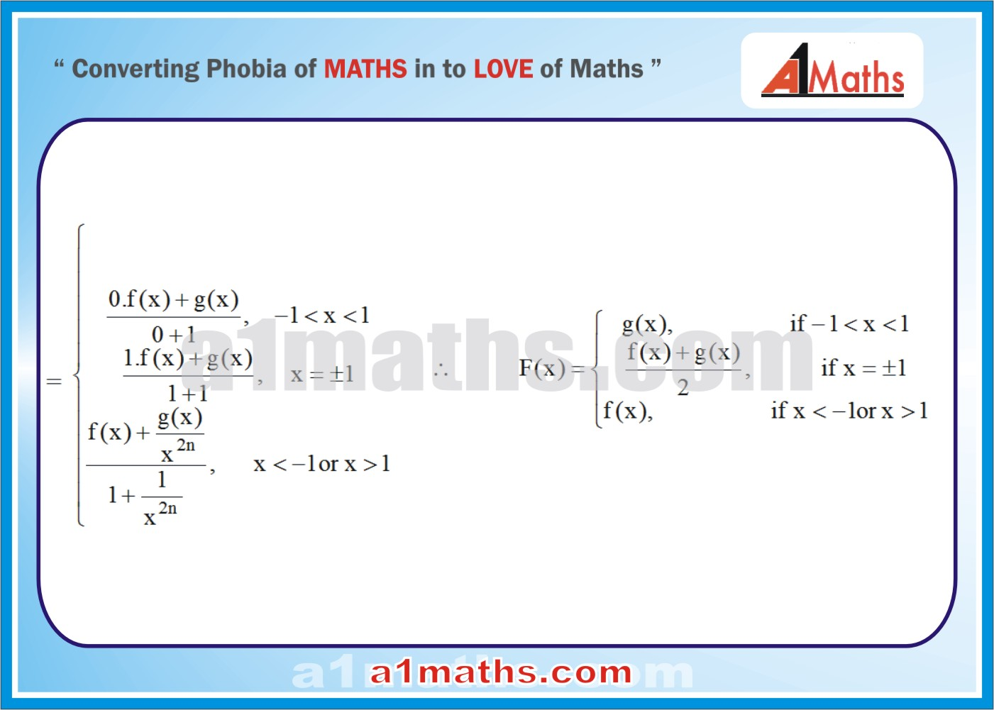 Solved examples-Limits-Differential Calculus-IIT JEE MATHS-Mains