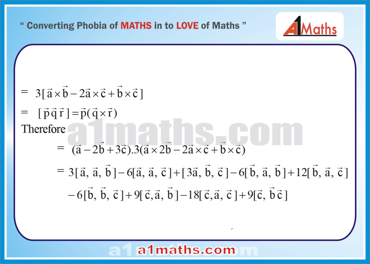 Solved Examples-1-2-Vector-IIT-JEE Maths-Mains-Advanced-Free Study Material-