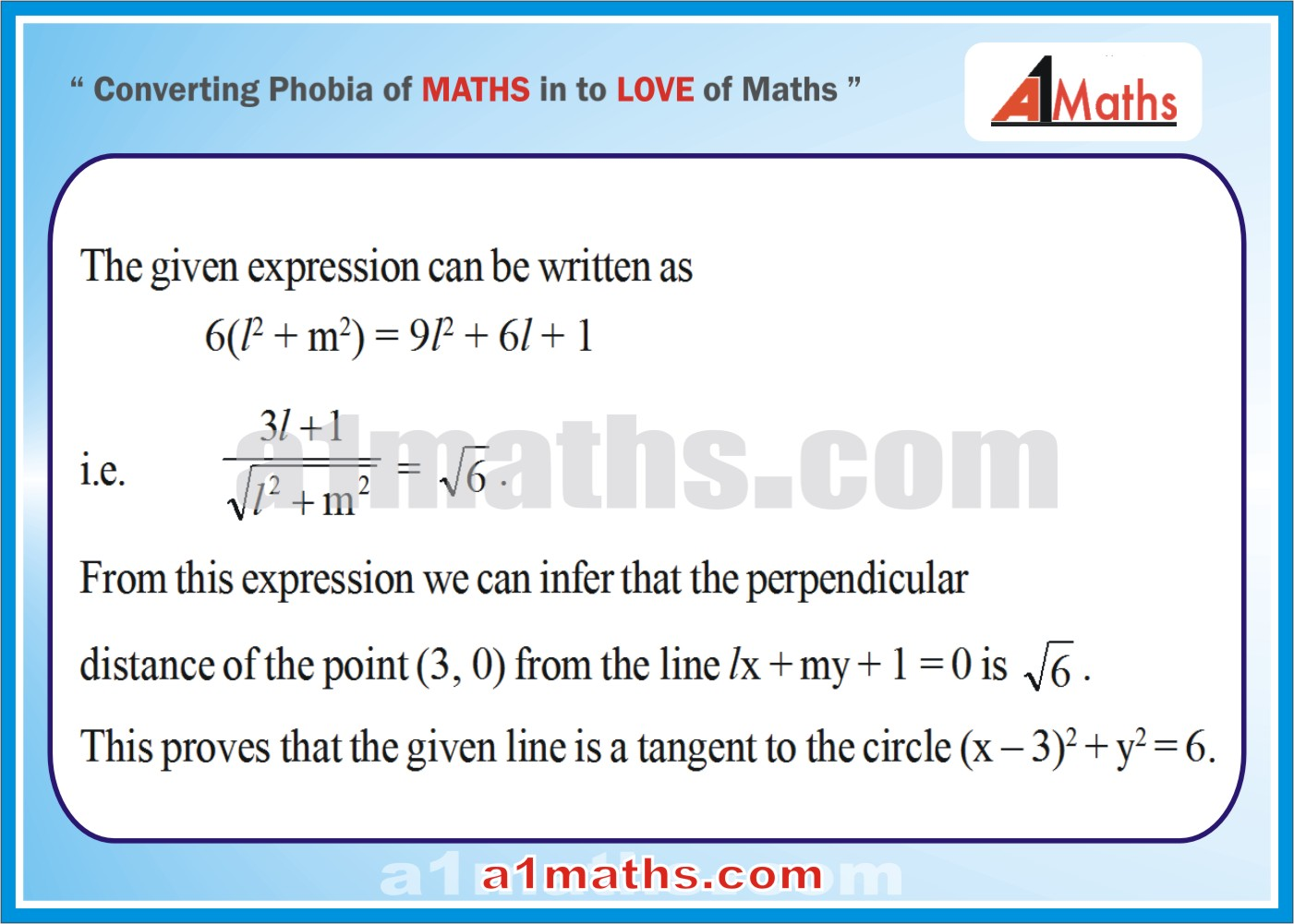 Solved Examples-2-1- Circle-Coordinate Geometry-IIT-JEE Maths-Mains-Advanced-Free Study Material-