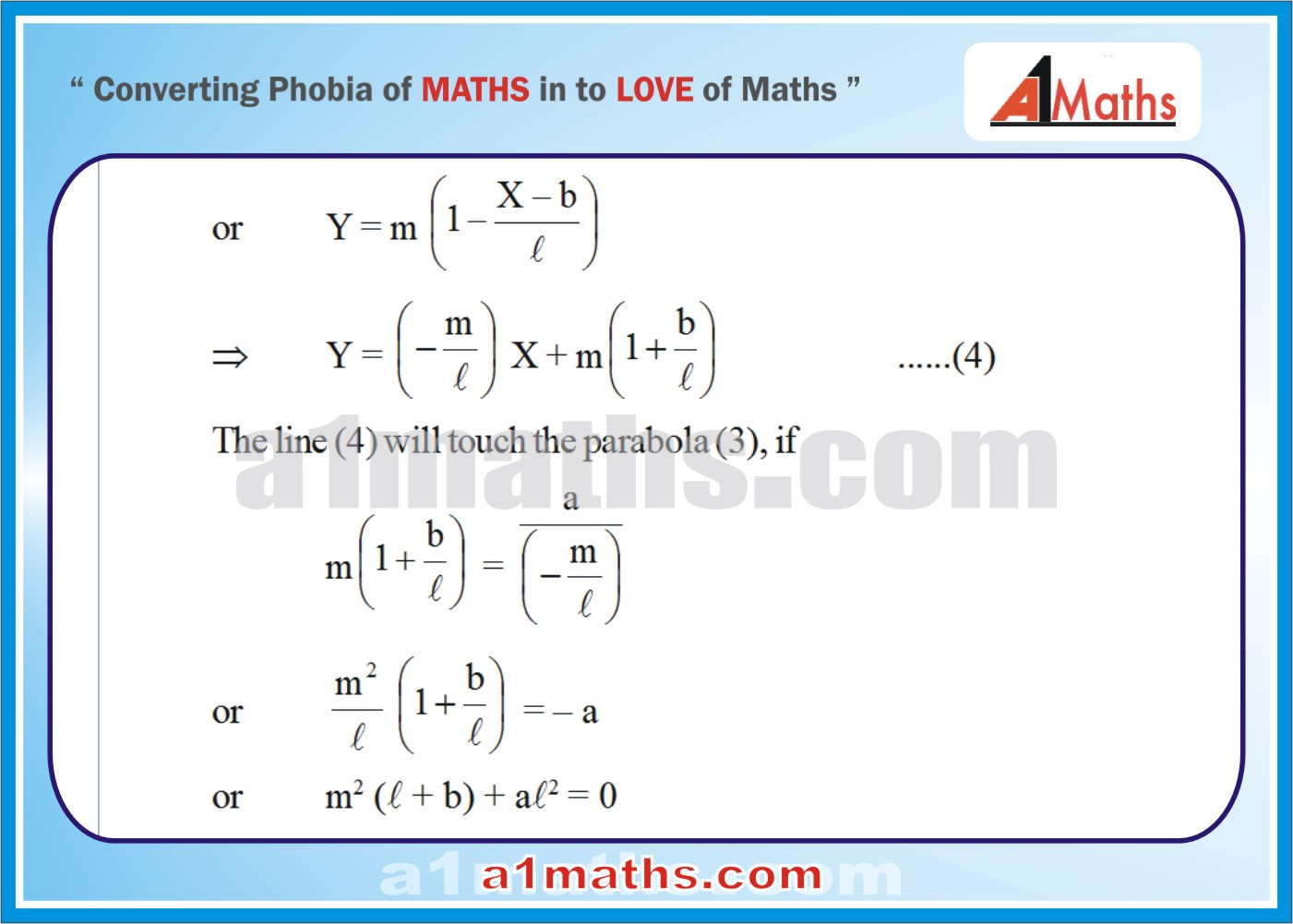 Solved Examples-2-2- Parabola-Coordinate Geometry-IIT-JEE Maths-Mains-Advanced-Free Study Material-