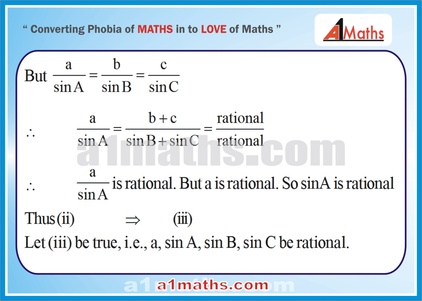 Solved Examples-2-4- Trigonometry-Solution of Triangle-IIT-JEE Maths-Mains-Advanced-Free Study Material-