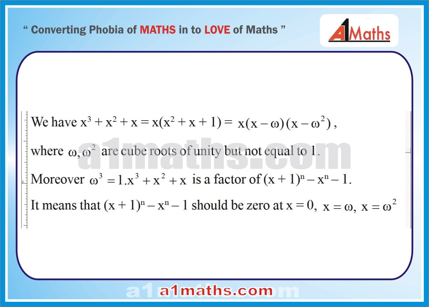 Solved Examples-3-1- Algebra-1-Complex Number-IIT-JEE Maths-Mains-Advanced-Free Study Material-
