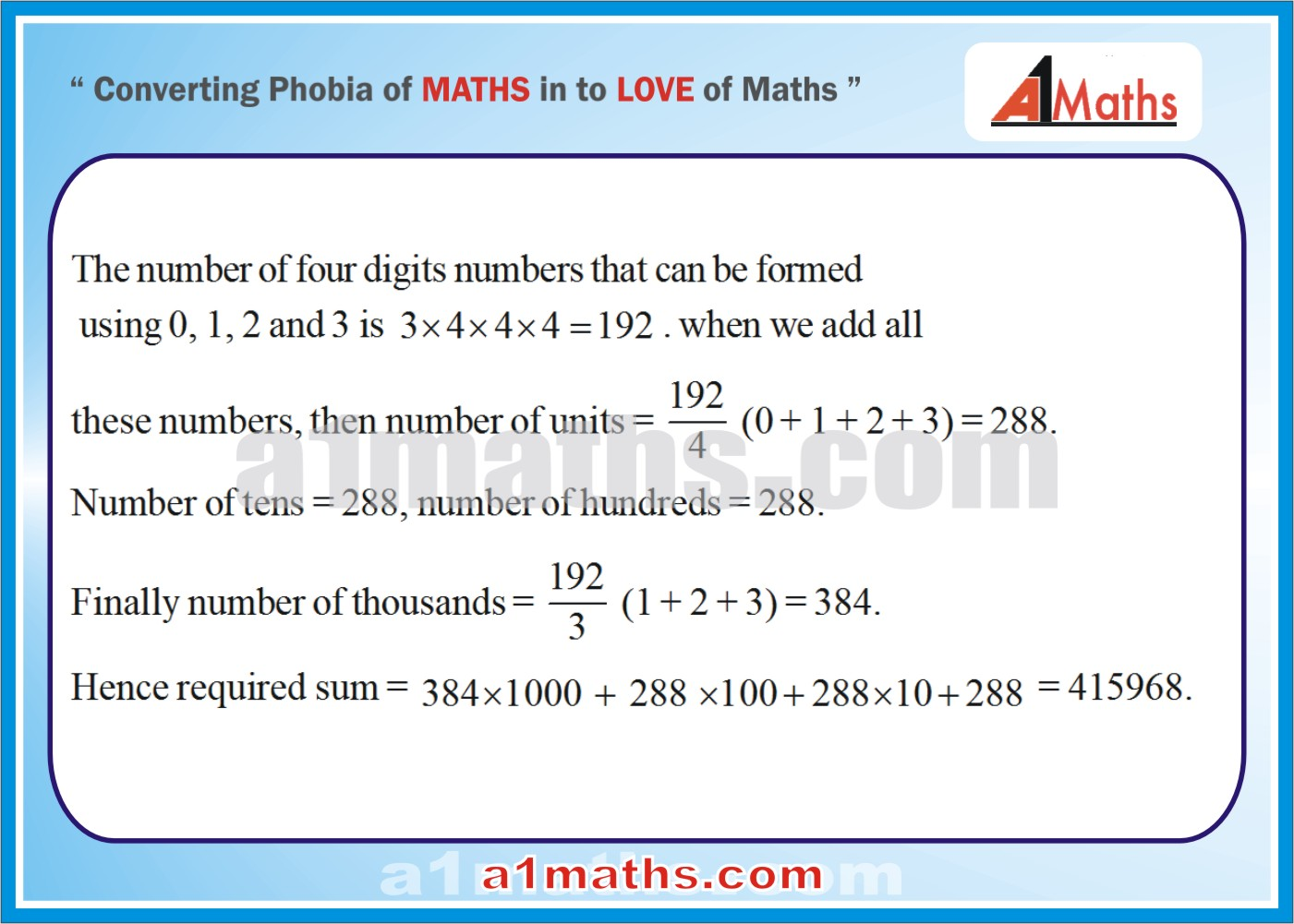 Solved Examples-3-1- Algebra-2-Permutation & Combination-IIT-JEE Maths-Mains-Advanced-Free Study Material-