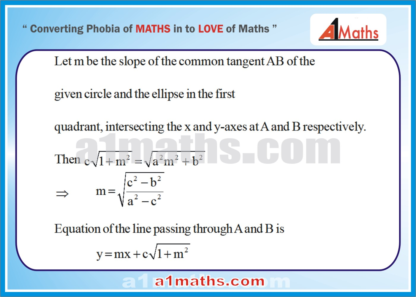 olved Examples-3-1- Ellipse-Coordinate Geometry-IIT-JEE Maths-Mains-Advanced-Free Study Material-