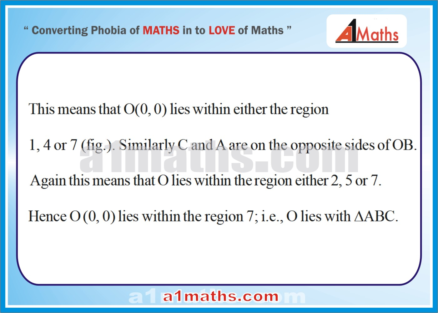 Solved Examples-3-4- Straight Line-Coordinate Geometry-IIT-JEE Maths-Mains-Advanced-Free Study Material-
