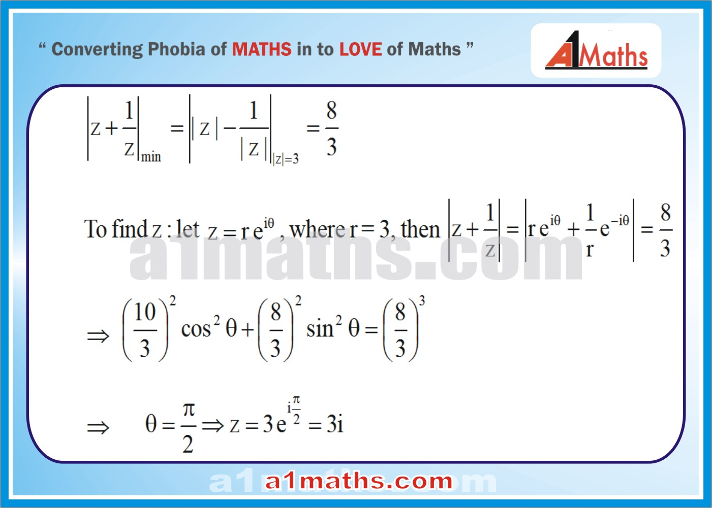 Solved Examples-5-2- Algebra-1-Complex Number-IIT-JEE Maths-Mains-Advanced-Free Study Material-