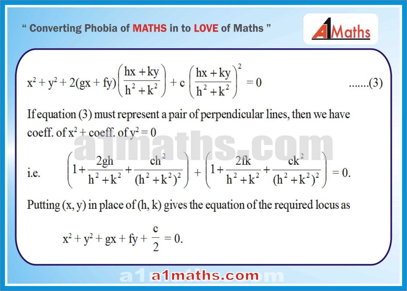 Solved Examples-5-2- Circle-Coordinate Geometry-IIT-JEE Maths-Mains-Advanced-Free Study Material-