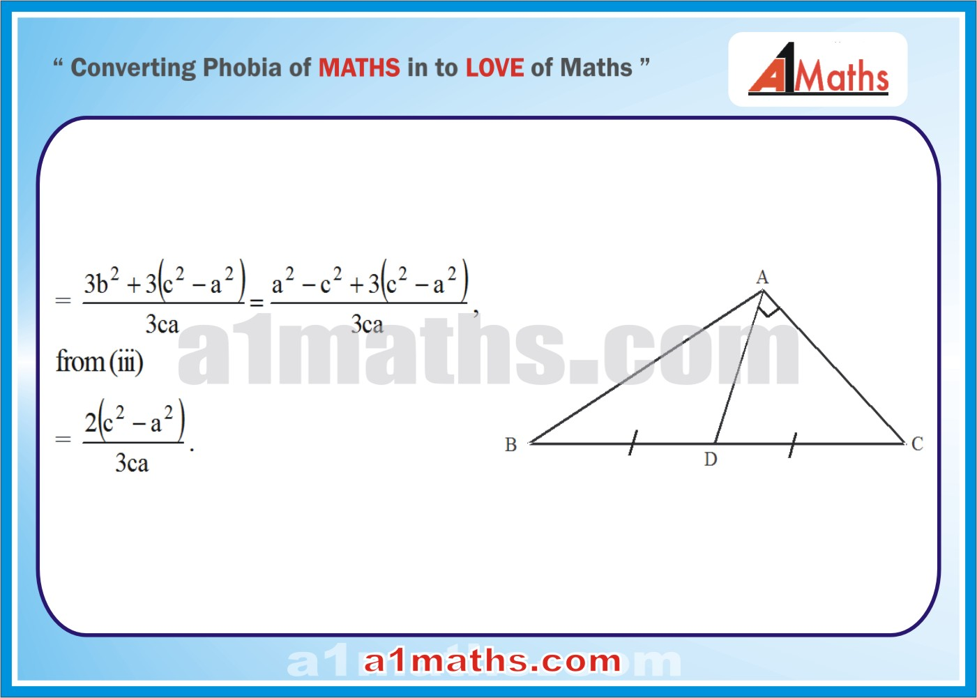 Solved Examples-5-3 Trigonometry-Solution of Triangle-IIT-JEE Maths-Mains-Advanced-Free Study Material-
