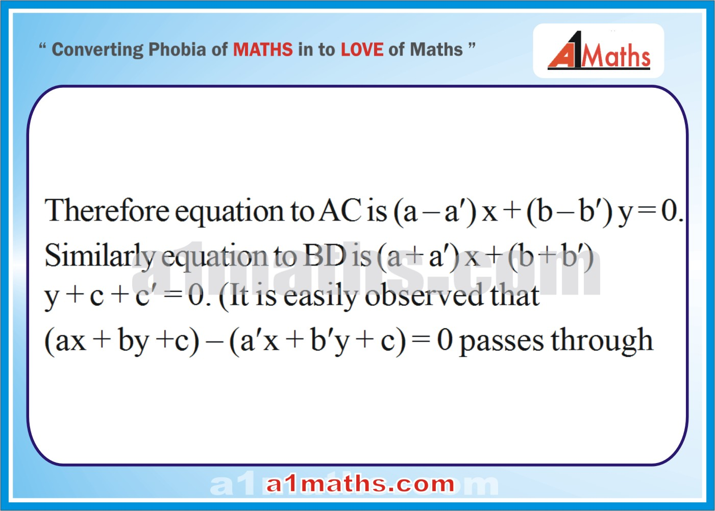 Solved Examplesstraight Linescoordinategeometryiit Jee Maths How To Find  Slope Yaxb Solution For How To For Dummies Establishing A Median  Regression Line