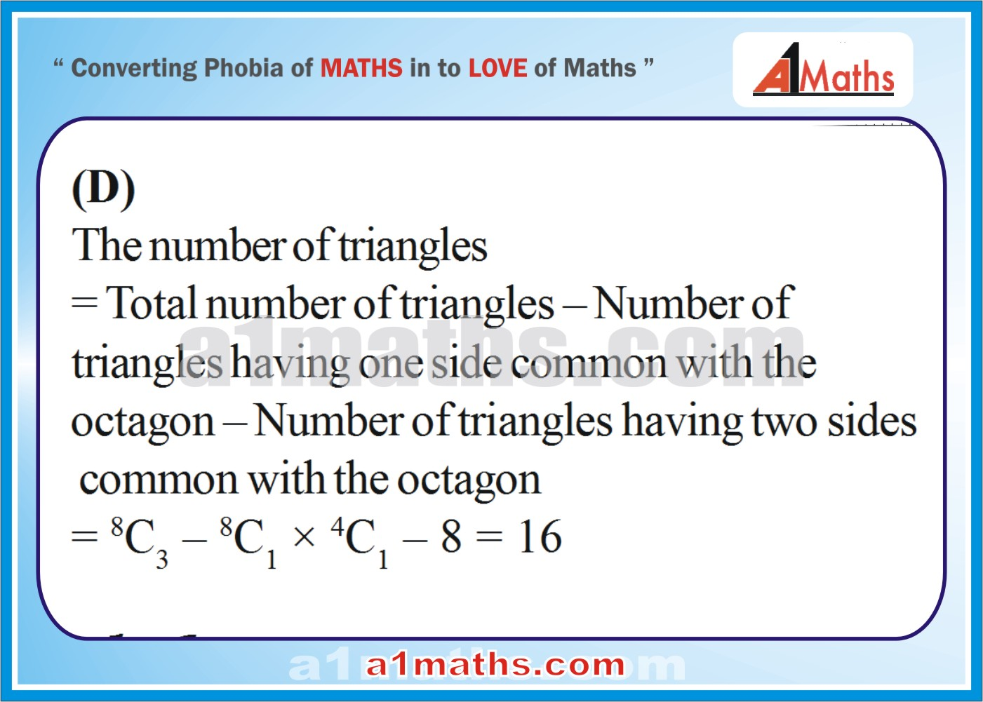 P-Objective -Solved Problems-5-1-Permutation & Combination-Algebra-2- IIT-JEE