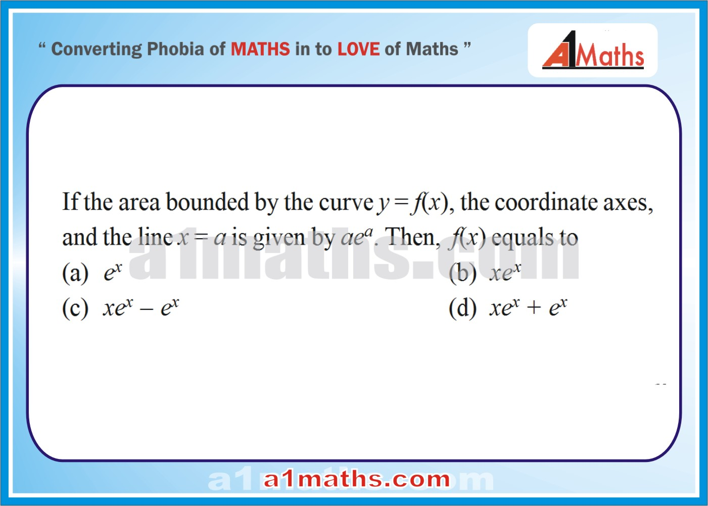 P-Solved Objective-Questions-16-1-Area- Differential Calculus--IIT-JEE