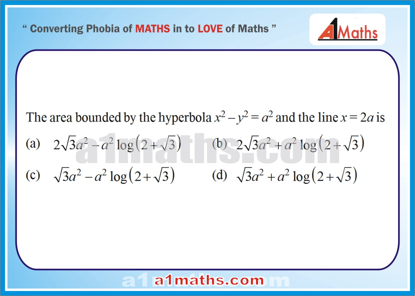 P-Solved Objective-Questions-18-1-Area- Differential Calculus--IIT-JEE
