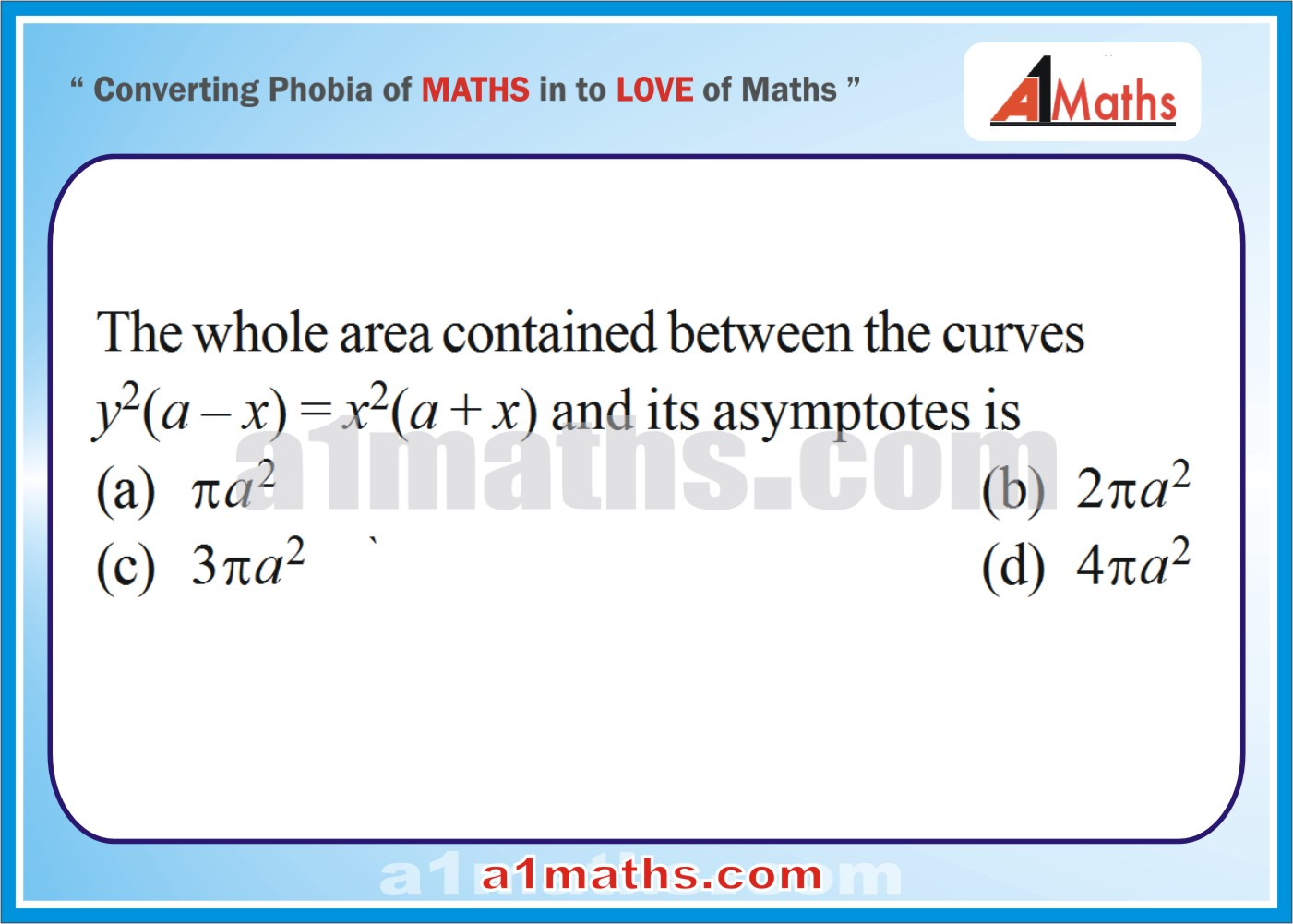 P-Solved Objective-Questions-20-1-Area- Differential Calculus--IIT-JEE