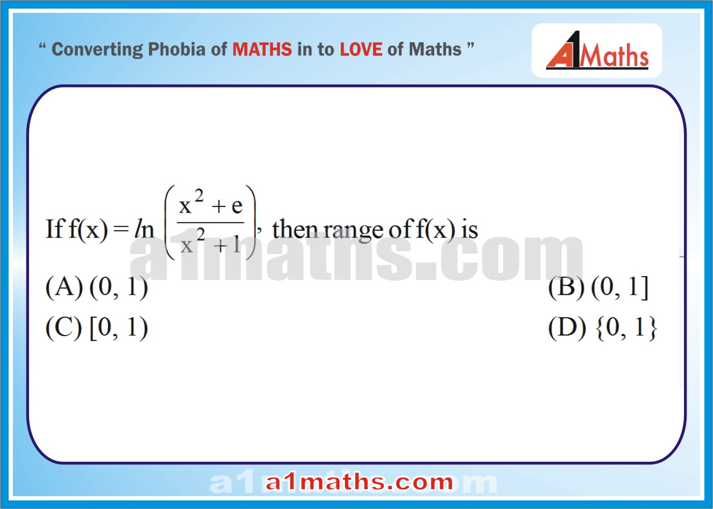 Iit Jee Mains Advanced Free Study Material Page 24 A1 Maths Find The  Maximum Or Minimum
