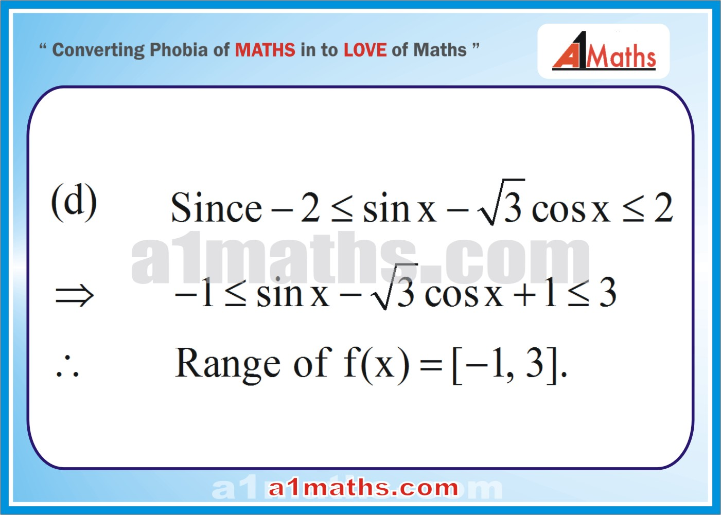 Range Of How To Find Advancedfree Study Meterial Greatest Integer Review  Station Differential Calculus Iit Jee Mains Advanced Free Study Meterial  Quiz