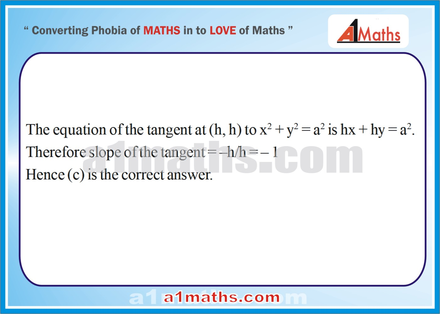 Objective-Solved Problems-15-1-Circle-Coordinate Geometry-IIT-JEE
