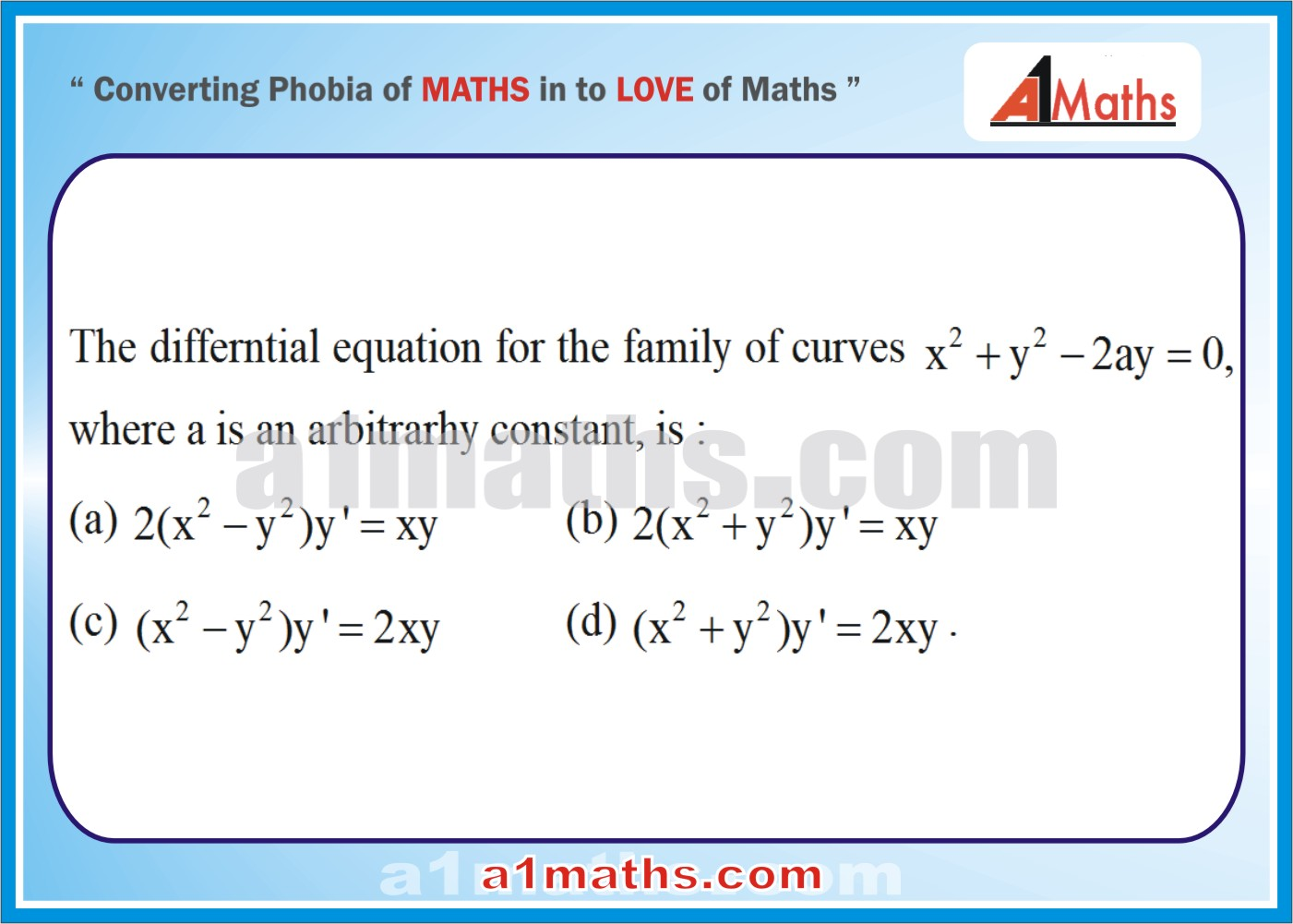 P-Differential Equation-Objective-32-1