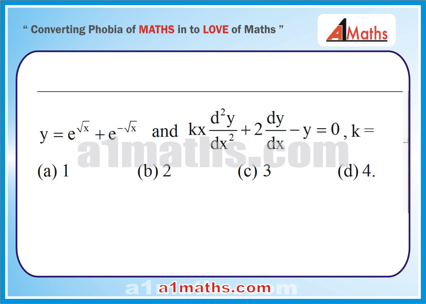 P-Differential Equation-Objective-39-1