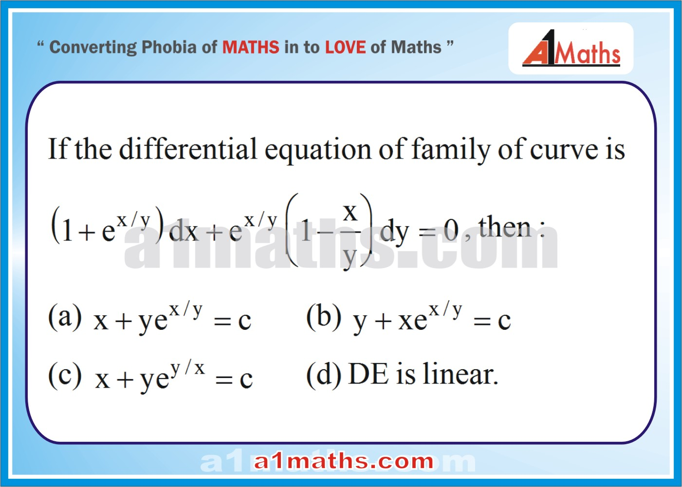 P-Differential Equation-Objective-44-1