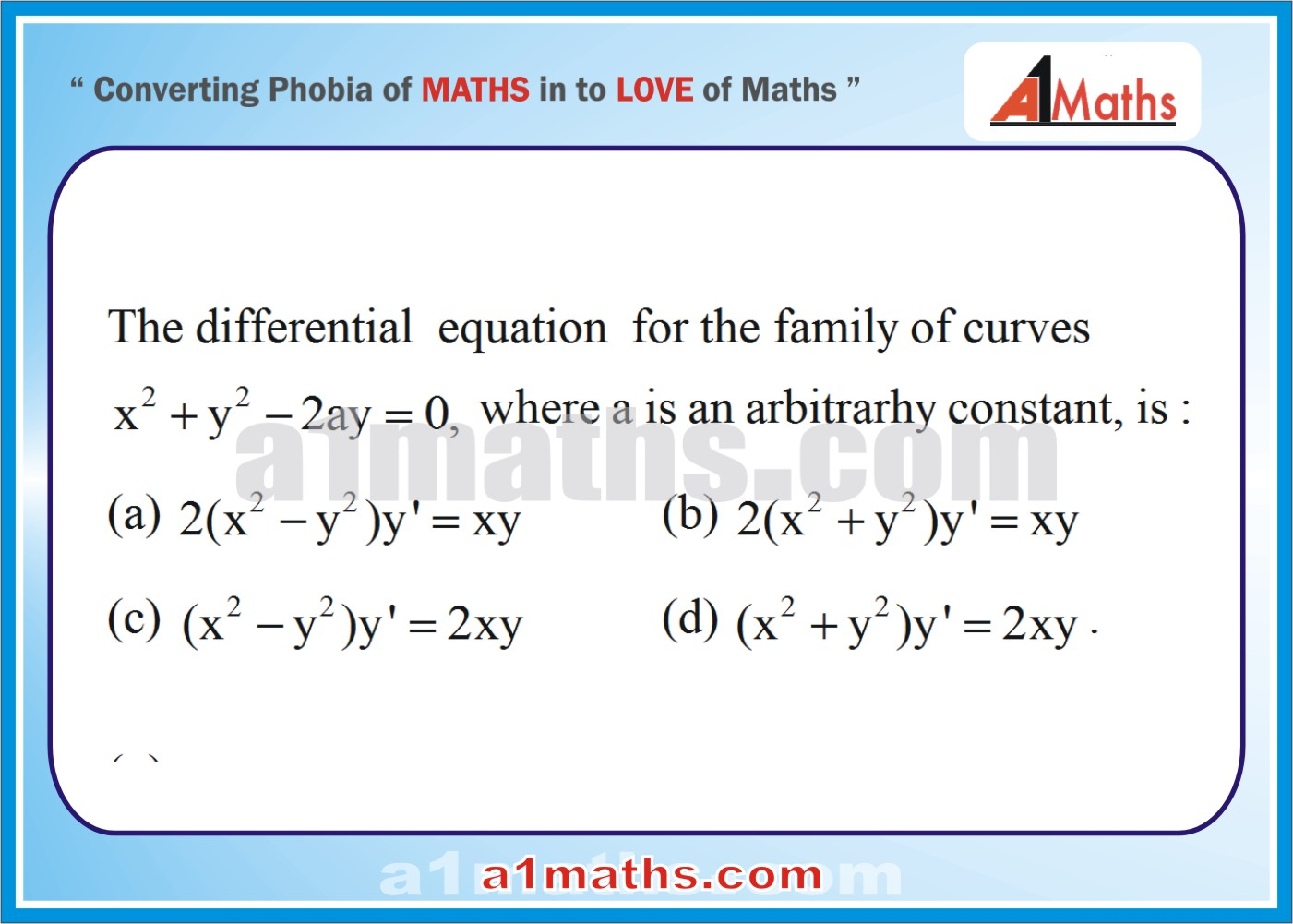 P-Differential Equation-Objective-45-1