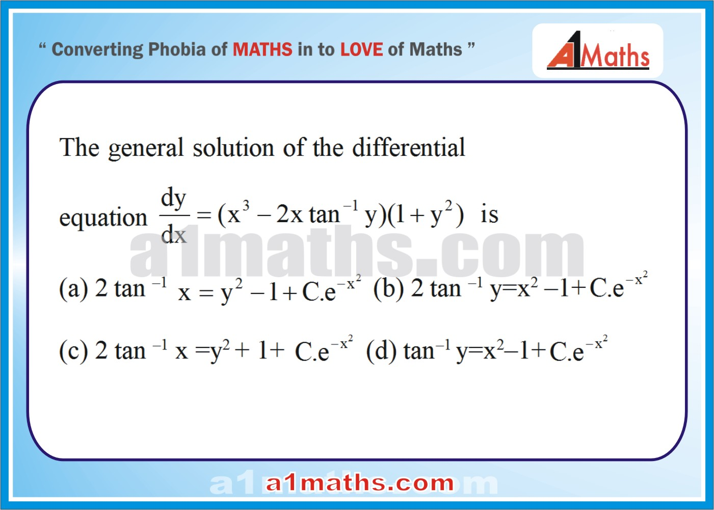 P-Differential Equation-Objective-46-1