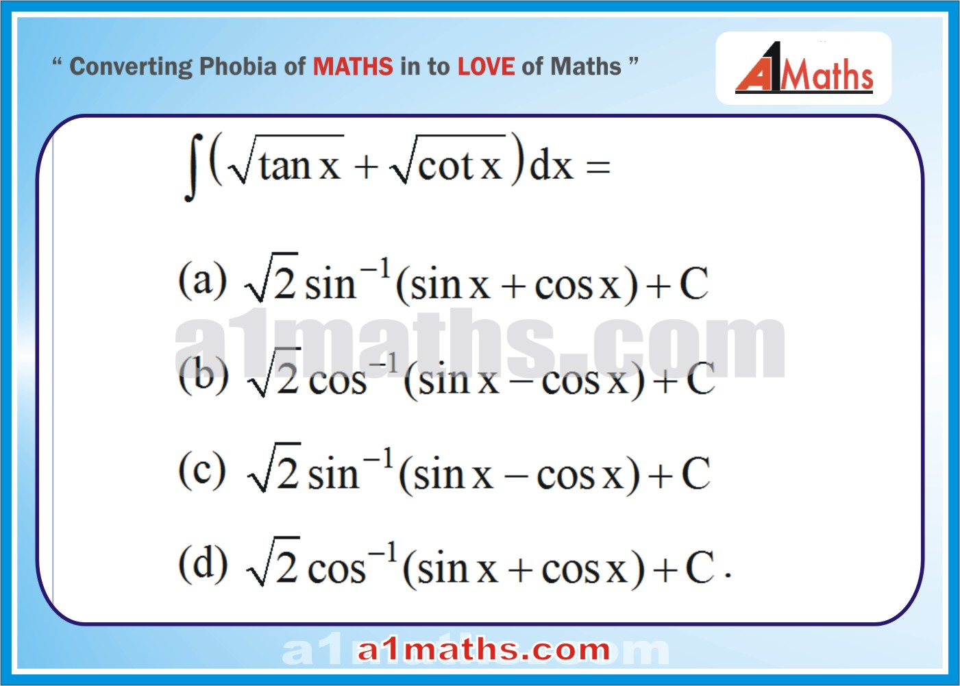 integration by substitution problems and solutions pdf