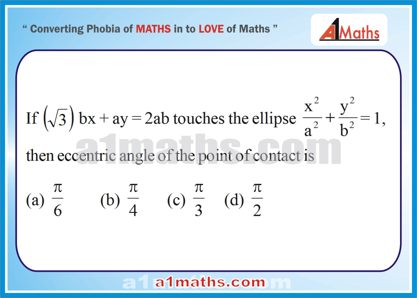 P-Objective-Solved Problems-5-1-Ellipse-Coordinate Geometry-IIT-JEE