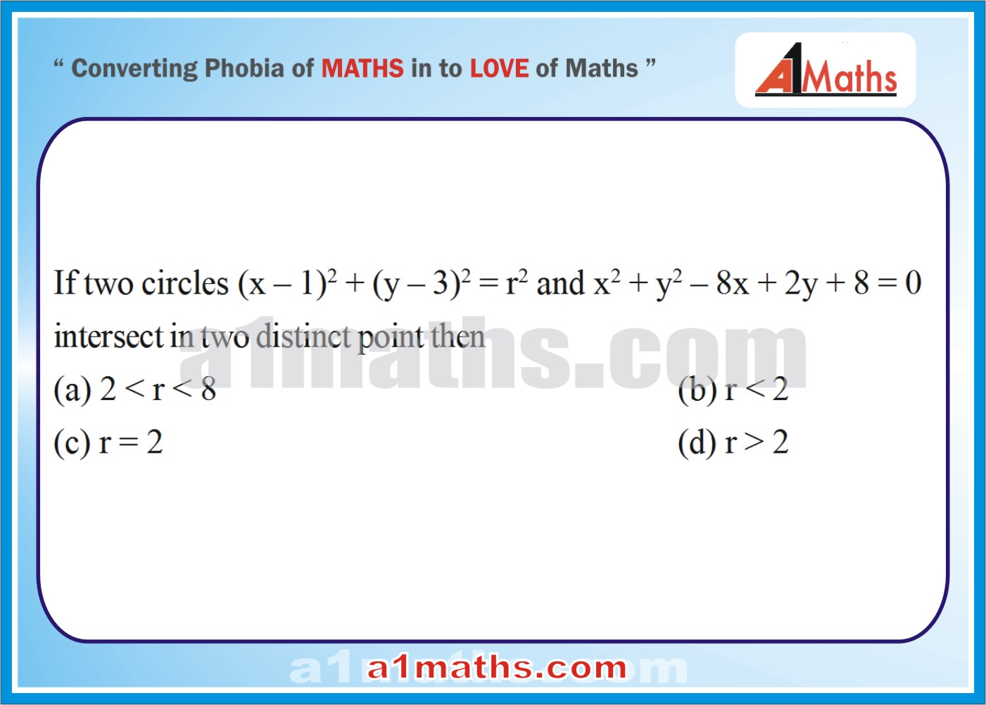 P-Solved-Objective - Problems-10-1-Circle-Coordinate Geometry-IIT-JEE