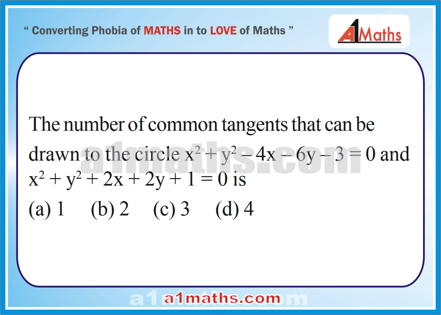 P-Solved-Objective - Problems-12-1-Circle-Coordinate Geometry-IIT-JEE