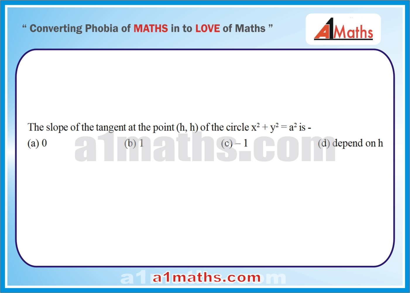 P-Solved-Objective - Problems-15-1-Circle-Coordinate Geometry-IIT-JEE