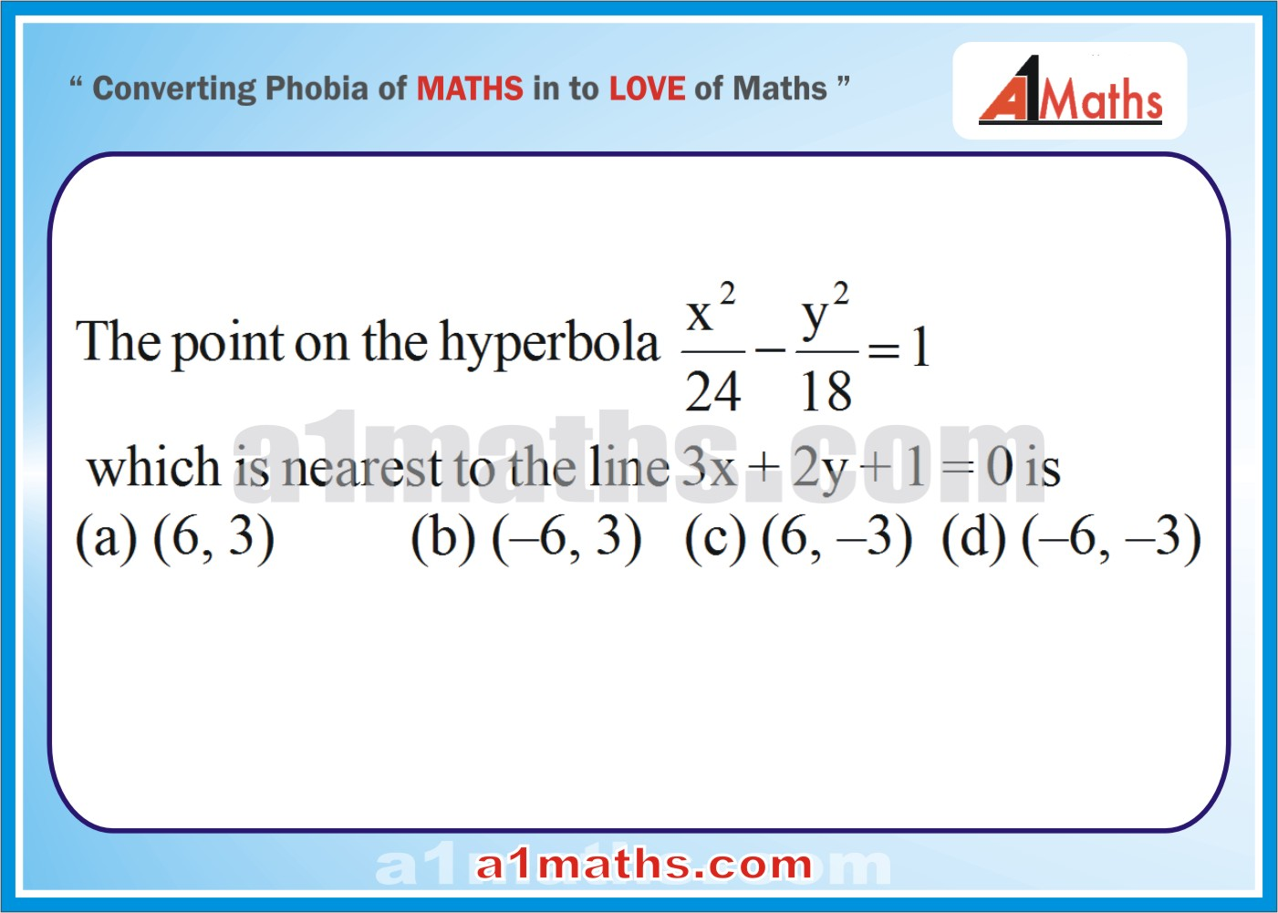 P-Solved-Objective-Problems-9-1-Hyperbola-Coordinate Geometry-IIT-JEE