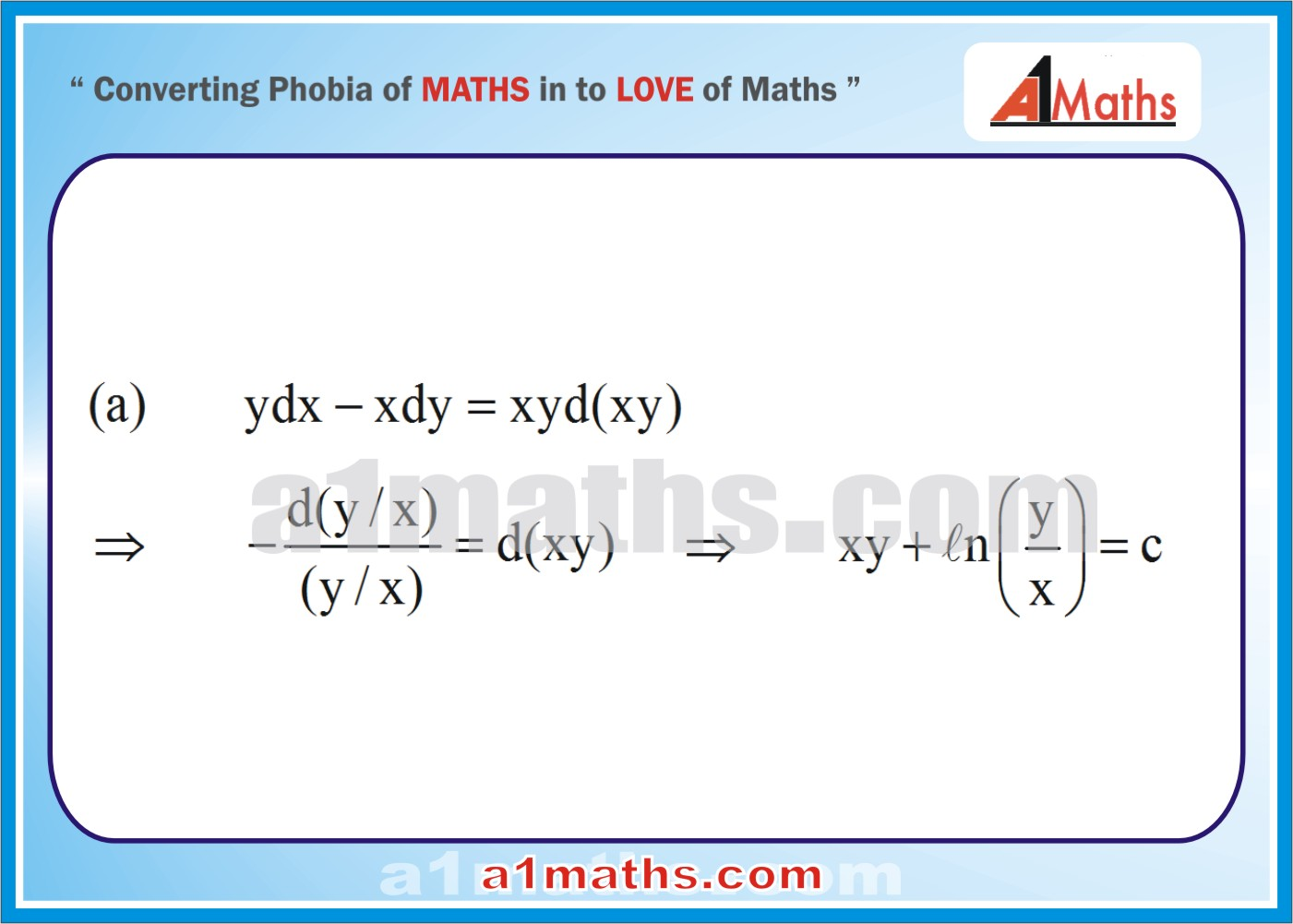 S-Differential Equation-Objective-33-1