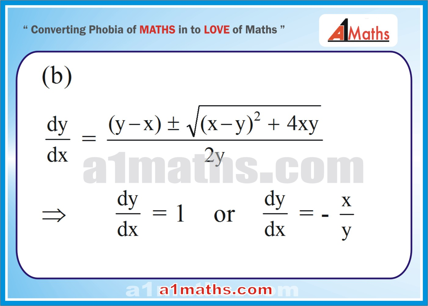 S-Differential Equation-Objective-35-1