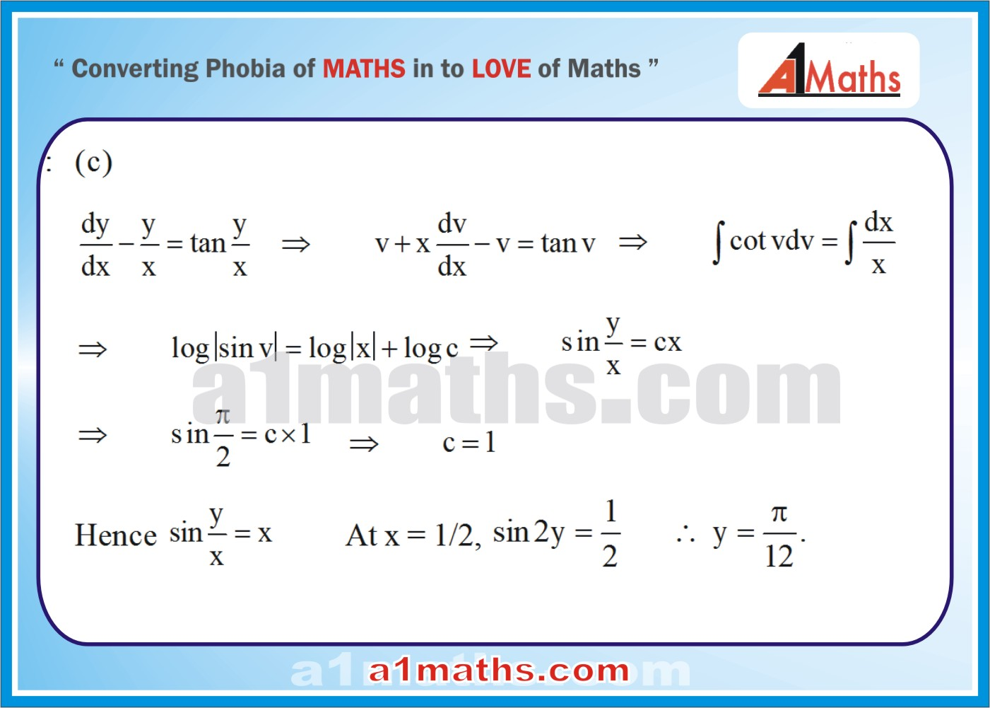S-Differential Equation-Objective-36-1