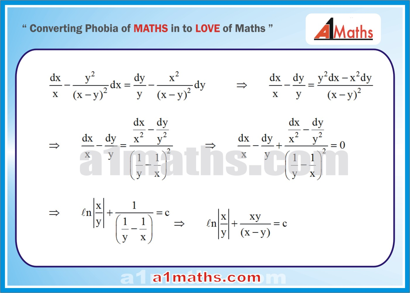 S-Differential Equation-Objective-39-1