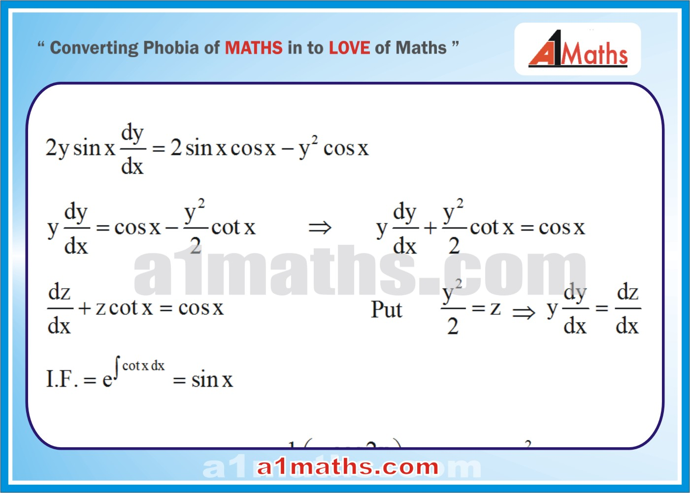 S-Differential Equation-Objective-41-1