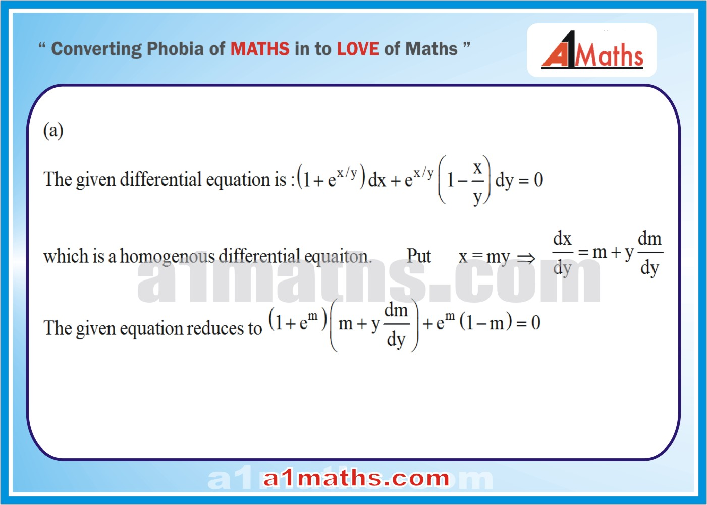 S-Differential Equation-Objective-46-1