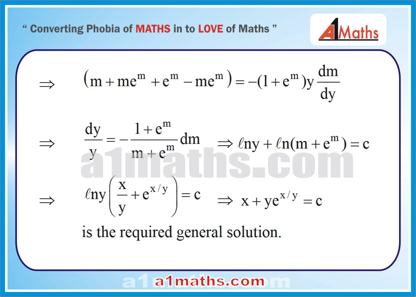 S-Differential Equation-Objective-47-1
