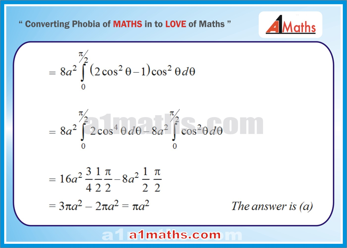 Solved Objective-Questions-20-3-Area- Differential Calculus--IIT-JEE