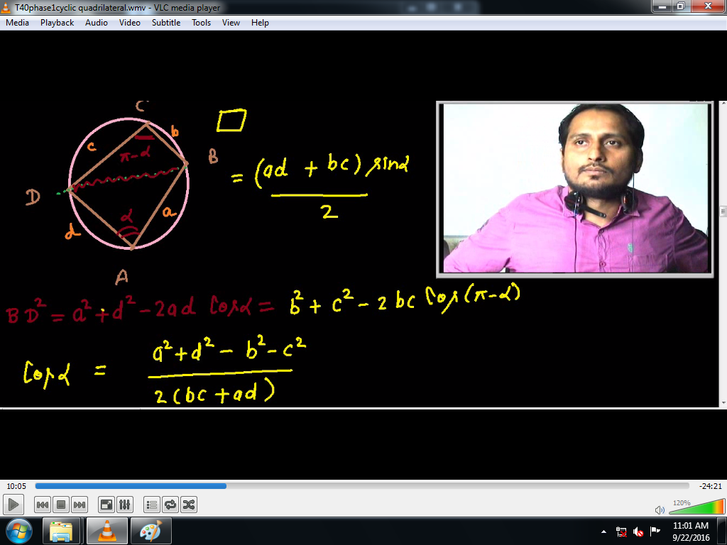 Properties of triangle by KAMAL SIR result -6.2