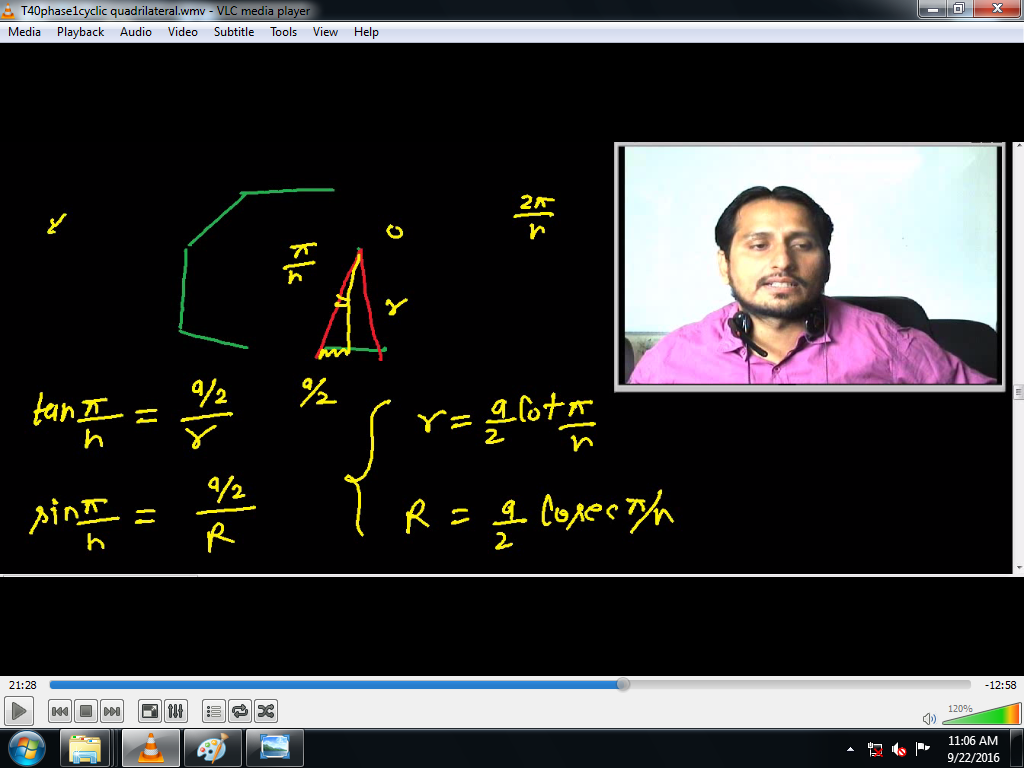 Properties of triangle by KAMAL SIR result -6.3